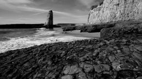 Seascape, Black & White