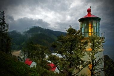 Haceta Head Lighthouse, OR