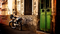 Motorcycle, Argentina
